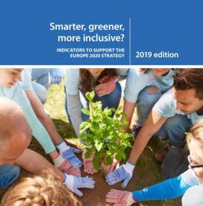 Pubblicazione Eurostat su indicatori per la strategia Europa 2020