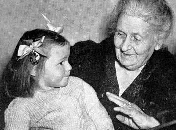 150 anni Maria Montessori